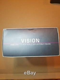 Hot Toys Marvel Avengers Age of Ultron Vision 1/6 Scale Figure MMS296 MMS 296