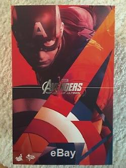 Hot Toys Marvel Captain America Avengers Age of Ultron 1/6 Scale Action Figure
