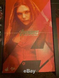Hot Toys Marvel MCU Avenger Age of Ultron MMS 301 Scarlet Witch 1/6 Scale Figure