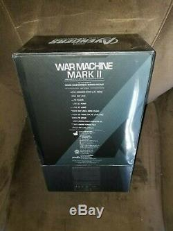 Hot Toys Marvel MMS290 DIECAST War Machine Mark II 1/6 Avengers Age of Ultron