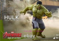 Hot Toys Mms286 Avengers Age Of Ultron 1/6th Scale Hulk Action Figure Stock