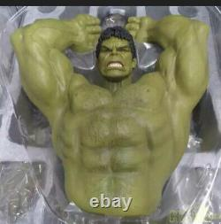 Hot Toys Mms287 Avengers Age Of Ultron Hulk Deluxe 1/6 Scale Figure 17 Inch