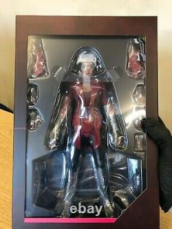 Hot Toys Mms357 Avengers Age Of Ultron Scarlet Witch Sideshow Exclusive New