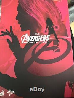 Hot Toys New Avengers Scarlet Witch MMS357 Age of Ultron