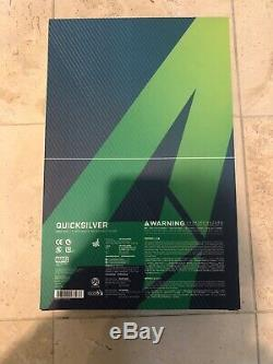 Hot Toys Quicksilver MMS 302 1/6 Figure Avengers Age of Ultron