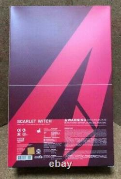 Hot Toys Scarlet Witch Avengers 2 Age of Ultron Figure Scale 1/6 MMS301 Japan