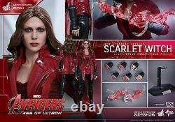 Hot Toys Scarlet Witch Avengers Age Of Ultron MMS 357 EXCLUSIVE MOVIE PROMO