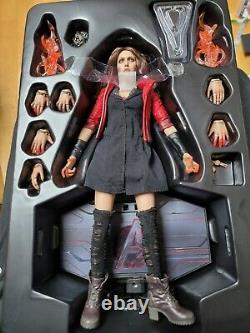 Hot Toys Scarlet Witch Avengers Age of Ultron MMS301