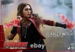 Hot Toys Scarlet Witch Avengers Age of Ultron MMS301 New in Box