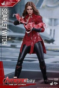 Hot Toys Scarlet Witch Wanda Maximof Avengers Age Of Ultron New Avengers Version