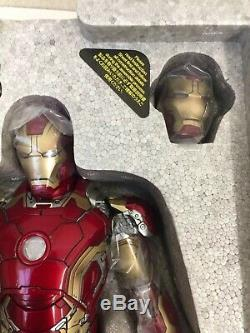 Hot Toys Sideshow Excl. Iron Man Mark 43 XLIII MMS278 D09 Avengers Age Of Ultron