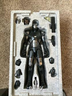 Hot Toys Sideshow MMS290 D10 Avengers Age Of Ultron War Machine Mk II Complete