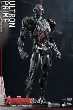 Hot Toys ULTRON PRIME Avengers 2 Age of Ultron 12 Inch Action Figure MMS284