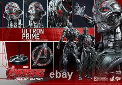 Hot Toys ULTRON PRIME Avengers 2 Age of Ultron MMS284 1/6 scale figureSideshow