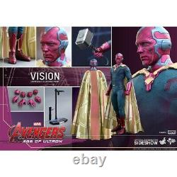 Hot Toys Vision Avengers Age Of Ultron Marvel