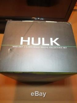 Hot toys Hulk avengers age of ultron deluxe edition MMS287 1/6 figure