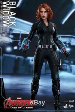 Hottoys 1/6 MMS288 Avengers Age of Ultron AOU Black Widow 4.0 Figure Model Toys