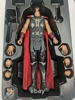 Hottoys MMS306 1/6 Scale The Thor 4.0 Action Figure Figure Body Outfits Full Set
