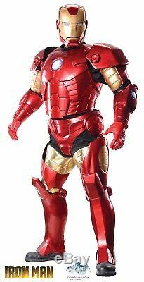 IRON MAN Avengers Age Of Ultron Statue / Figur Lebensgroß (Life-Size)
