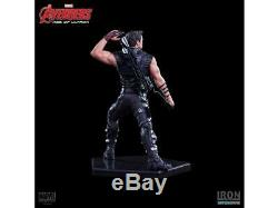 Iron Studios Avengers Age of Ultron Hawkeye 1/10 Statue Marvel Comics Brand New