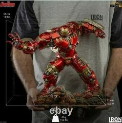 Iron Studios Marvel Avengers Age of Ultron Hulkbuster Art Scale BDS 1/10 Statue