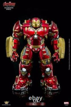 King Arts 1/9 Scale Age of Ultron Avengers Diecast Hulkbuster Action Figure MIB
