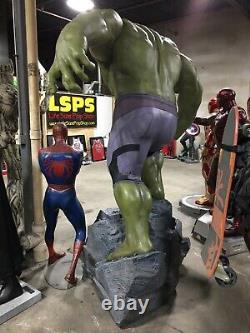 Life Size Marvel Incredible Hulk Avengers 2 Age Of Ultron 11 Statue