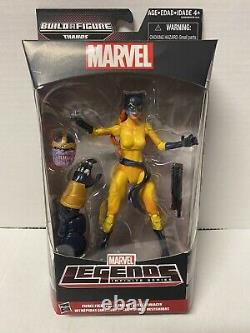 Lot 6 Marvel Legends Avengers Age Of Ultron Wave Thanos BAF Complete. New