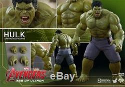 MISB Hot Toys Age Of Ultron Avengers Hulk. MMS286 Normal Version. 1/6 Figure