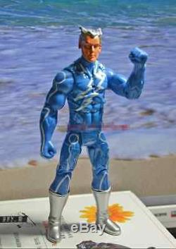 Marvel Avengers 2 Age of Ultron Quicksilver 6.8'' Action Figure, USA SELLER