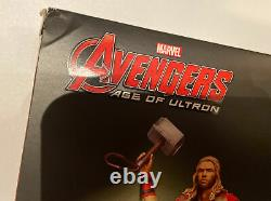Marvel Legends Avengers Age Of Ultron 4 Pack Thor Bruce Banner Widow Hawkeye