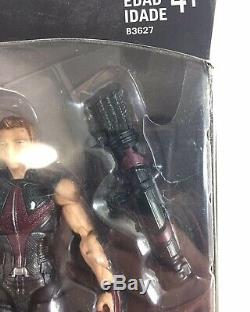 Marvel Legends Infinite Series AVENGERS 6 Age Of Ultron 4 Pack WithBrown Shipper