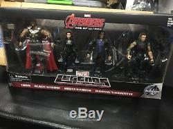 Marvel legends Avengers Age Of Ultron 6 Amazon Exclusive 4 Pack New In Box