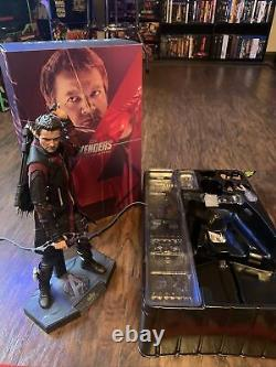 Marvels Avengers Age of Ultron Hawkeye Hot Toys