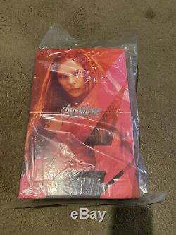 Mib Hot Toys 1/6 Avengers Age Of Ultron Scarlet Witch Mms301