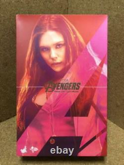 Movie Masterpiece The Avengers Age of Ultron Scarlet Witch 1/6 scale figure