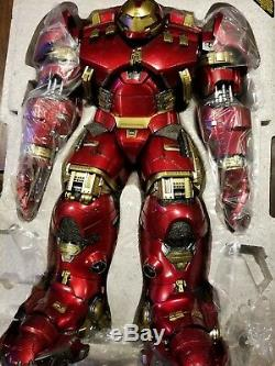 NEW Hot Toys 1/6 Scale Iron Man Hulkbuster MMS285 Avengers Age Of Ultron