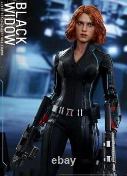NEW Hot Toys Avengers 2 Age of Ultron BLACK WIDOW MMS288 1/6 Action Figure