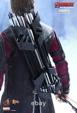 NEW Hot Toys MMS289 AVENGERS AGE OF ULTRON HAWKEYE 1/6 scale US SELLER