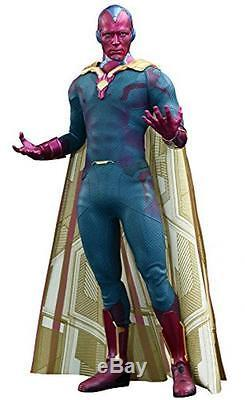 NEW Movie Masterpiece Avengers Age of Ultron VISION 1/6 Action Figure Hot Toys