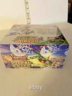 Pokémon, Roaring Skies Booster Box New Factory Sealed MINT from Fresh new case