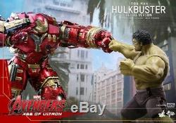 Pre-order Hot Toys 1/6 MMS510 Avengers Age of Ultron Iron Man Hulkbuster Deluxe