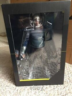Quicksilver Hot Toys MMS302 Avengers 2 Age of Ultron US SELLER NEW FREE SHIPPING