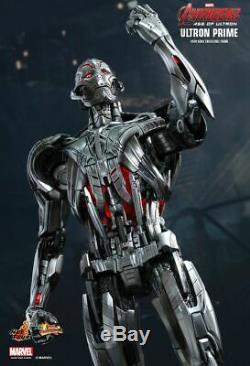 Read All! Marvel Avengers Age Of Ultron Prime Hot Toys 1/6 Scale Figure Mms284