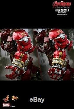 Ready! Hot Toys ACS006 Avengers Age of Ultron 1/6 Hulkbuster Accessories Set