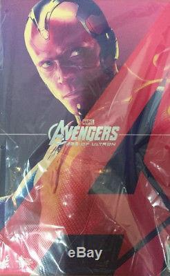 Ready! Hot Toys MMS296 Avengers Age of Ultron AOU Vision Figure 1/6 New 12 inch