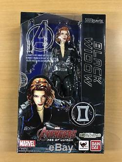 S. H. Figuarts Avengers Age of Ultron Black Widow