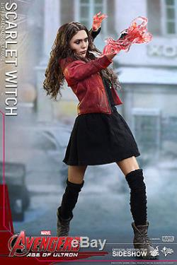 Scarlet Witch The Avengers Age of Ultron 1/6 Marvel MMS301 12 Figur Hot Toys