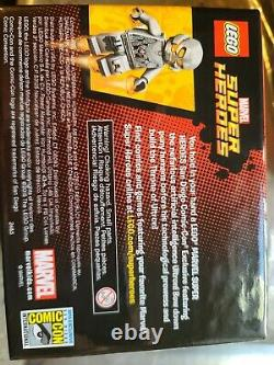 Sdcc 2015 Lego Exclusive Marvel Avengers Age Of Ultron Throne Of Ultron