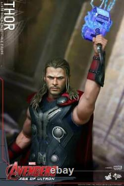 Thor The Avengers Age of Ultron 1/6 Marvel MMS306 12 Figur Hot Toys